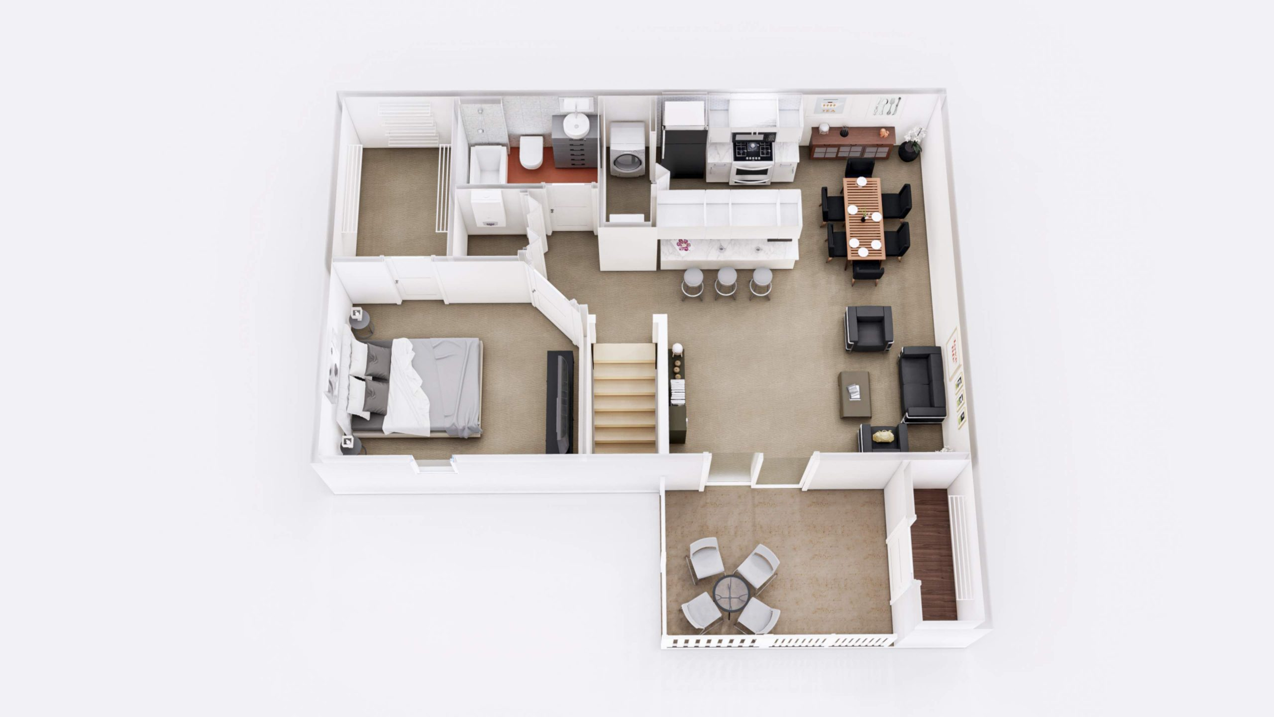 Cascade Autumn 3D Floorplan